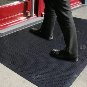 Safety Scrape Entrance Mat