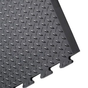 Diamond Interlock | Industrial Mat